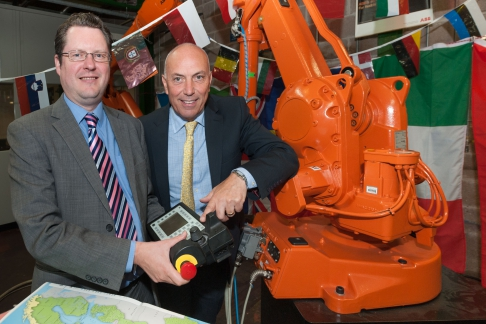 Northern Regional College secure €300,000 Erasmus+ funding to develop Robotics and Student Enterprise