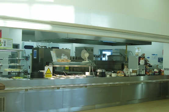 Newtownabbey Campus Catering Facilities