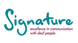 Signature - Excellence in Communication with Deaf People