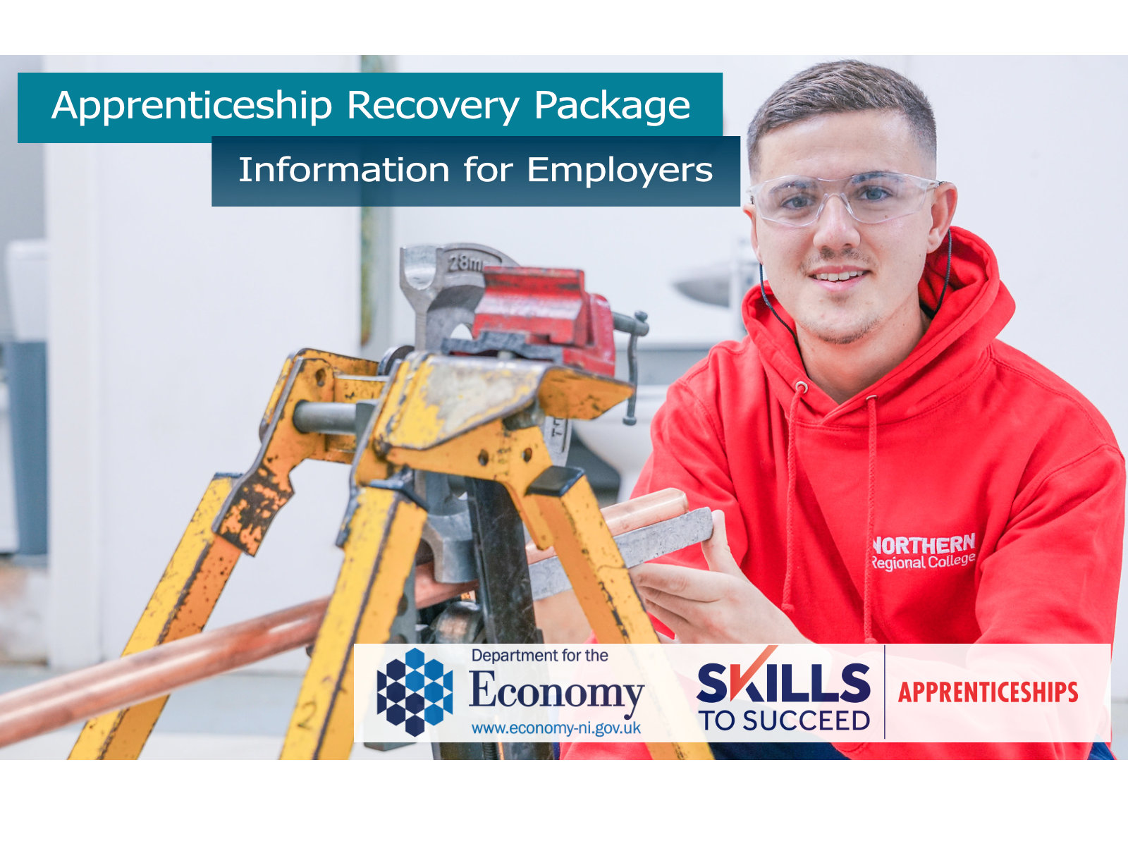 Apprenticeship Recovery Package - Information for Employers
