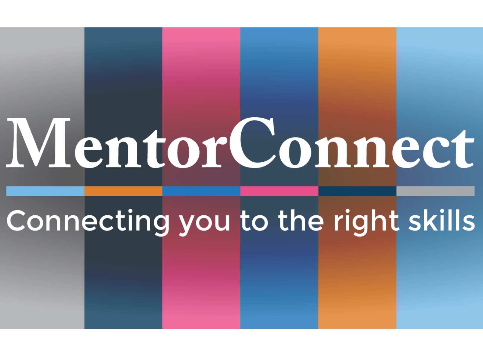 MentorConnect, Connecting you to the right skills