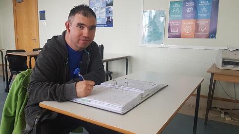 Student profile of Ciaran Scott