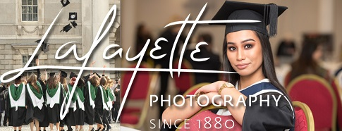 Lafayette Photography promotional banner.