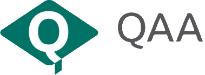 The Quality Assurance Agency for Higher Education (QAA) logo